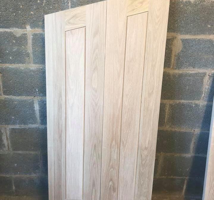 American White Oak Internal Doors