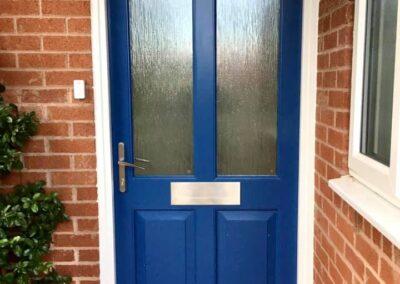Accoya Front Door & Frame
